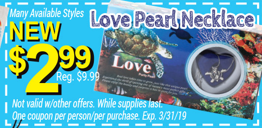 pearl necklace coupon
